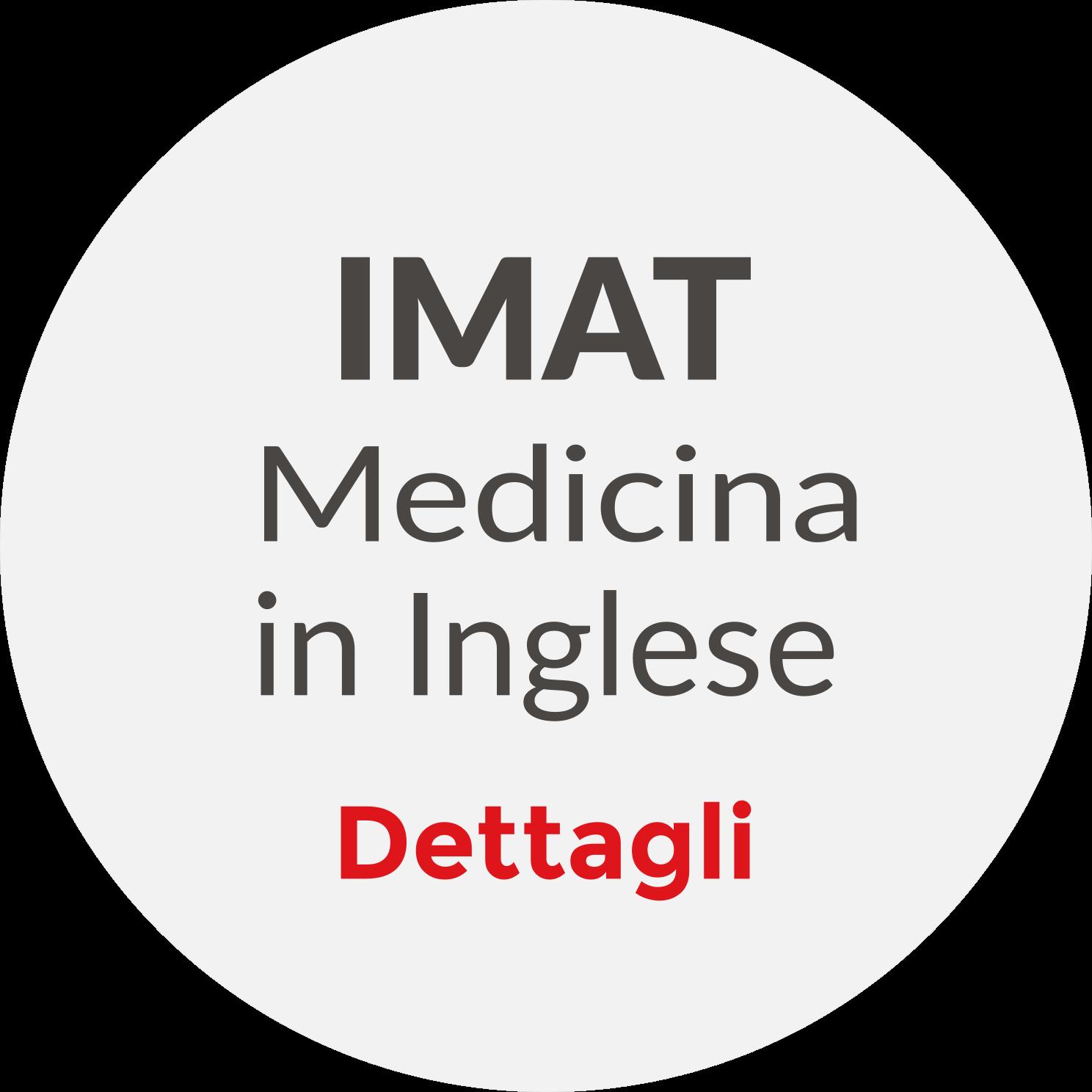Preparazione al Test di Medicina in Inglese (IMAT)