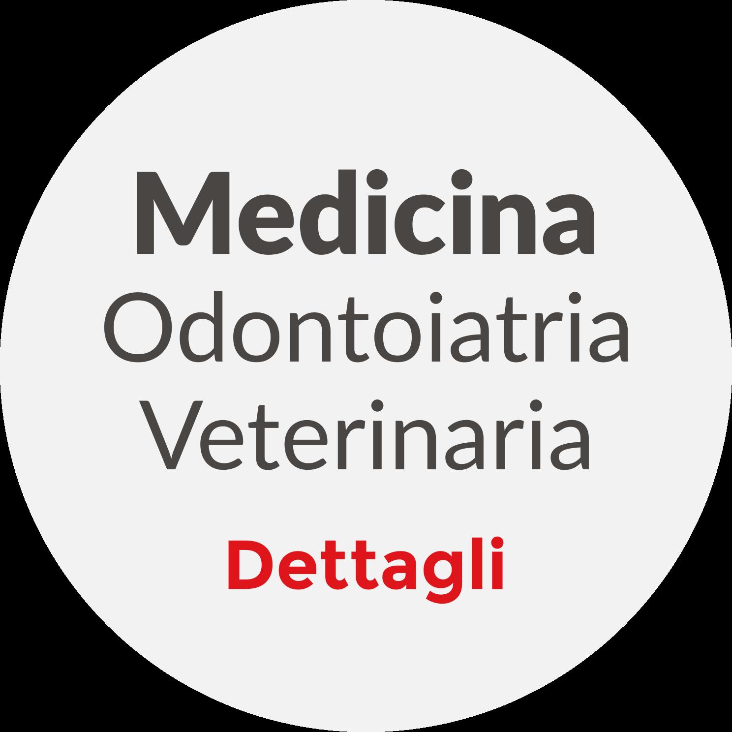 Preparazione al Test di Medicina, Odontoiatria e Veterinaria