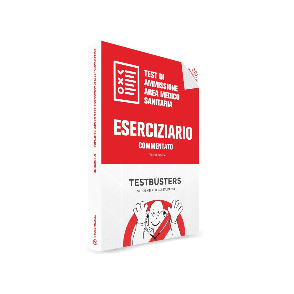 Eserciziario Testbusters - sesta edizione 2020