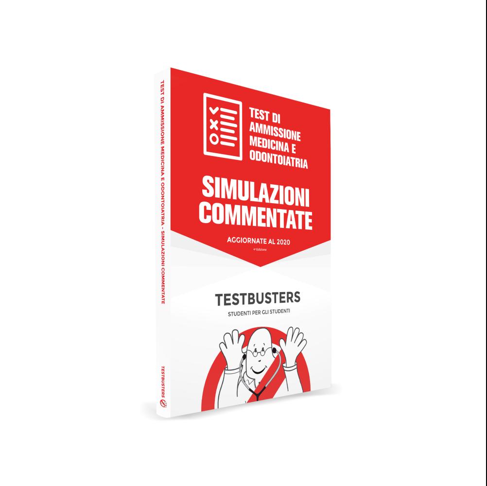 Simulazioni Commentate Testbusters - quarta edizione 2020