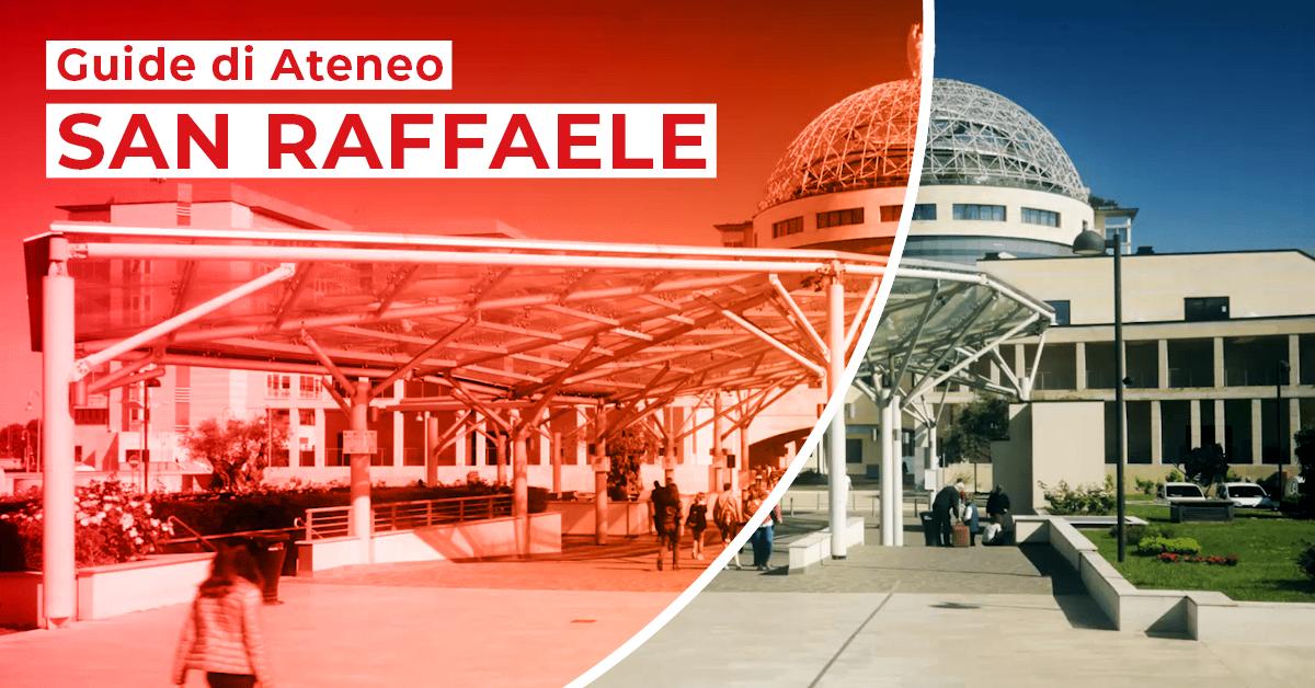 Guide di Ateneo: università San Raffaele - Milano